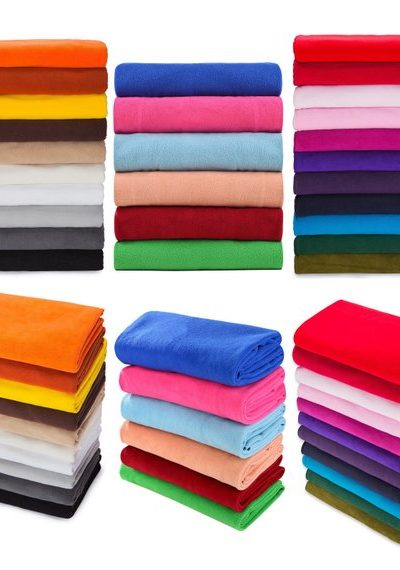 Fleece Fat Quarter Bundles