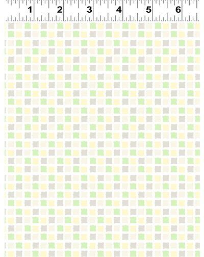 green squares by Anita jeram