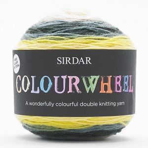Sirdar Colour Wheel Double Knitting