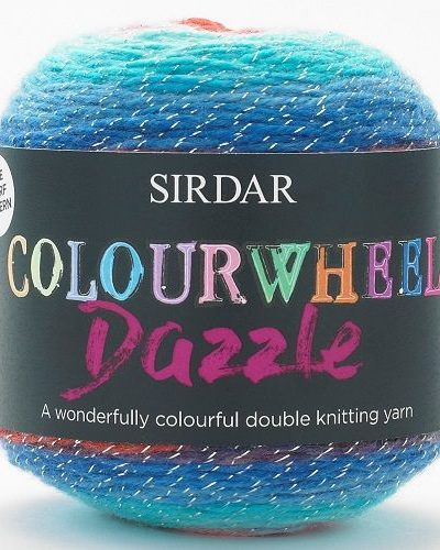 Sirdar Colour Wheel Dazzle Double Knitting
