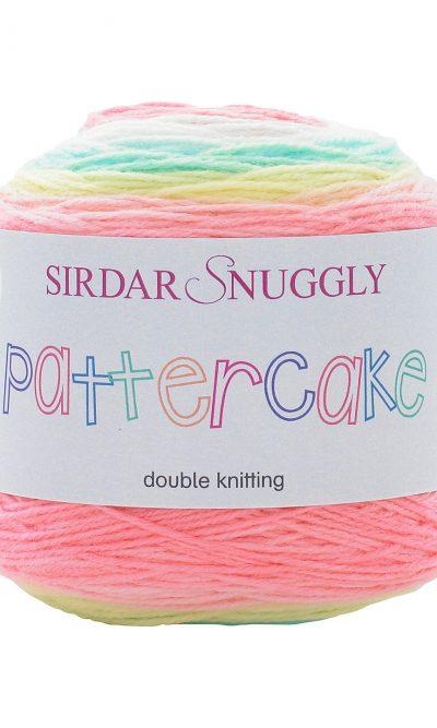 Sirdar Pattercake DK Yarn, 150g