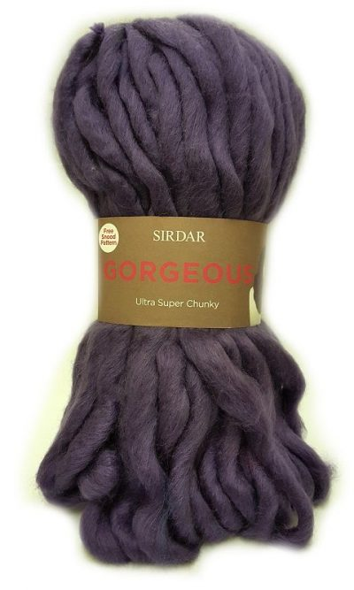 Sirdar Gorgeous Ultra Super Chunky
