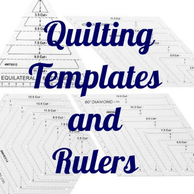 Templates and Rulers