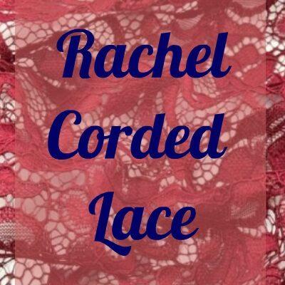 RACHEL CORDED LACE
