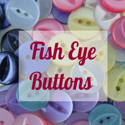 Fish Eye Buttons
