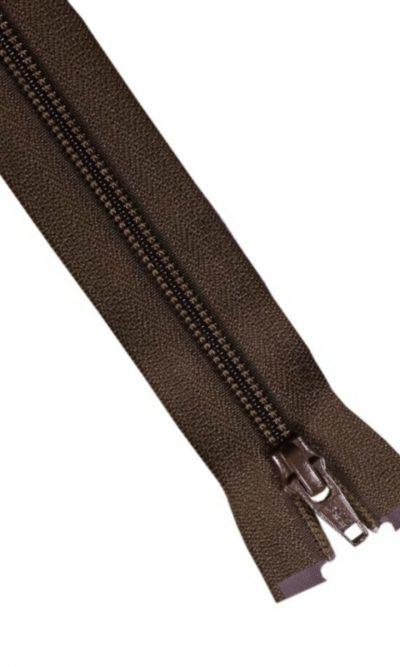 8-20cm-brown-closed-end-dress-zip