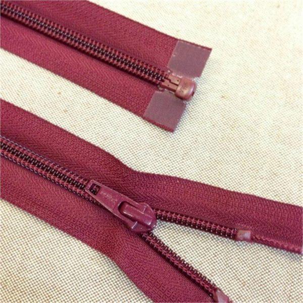 22-56cm-magenta-pink-closed-end-dress-zip