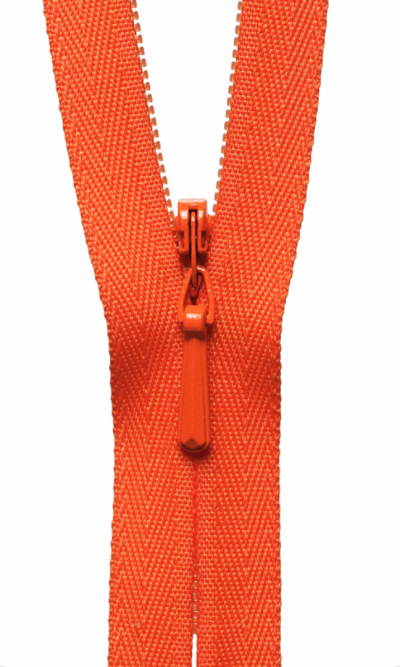22-56cm-orange-invisible-concealed-zip