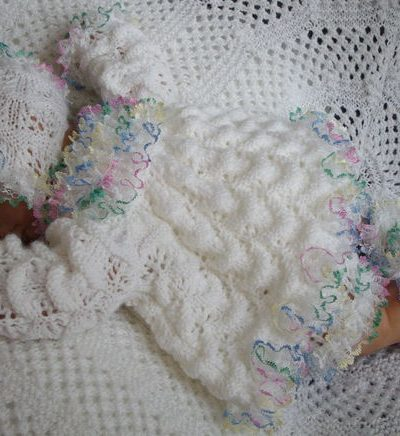 Knitting In Lace / Crochet In Lace