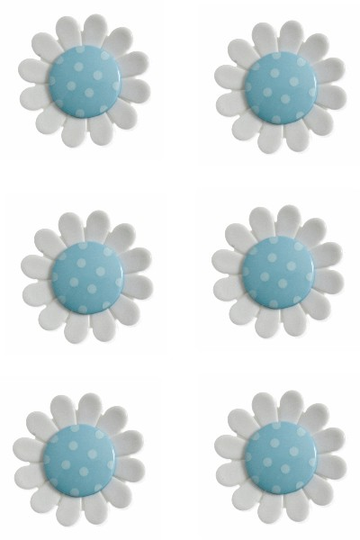 daisy-button-flower-blue-colour