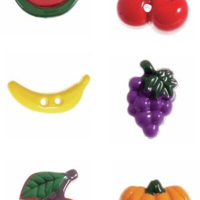Fruit Button