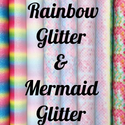 Rainbow Glitter / Mermaid Glitter