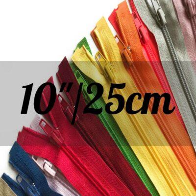 "10""/25cm"