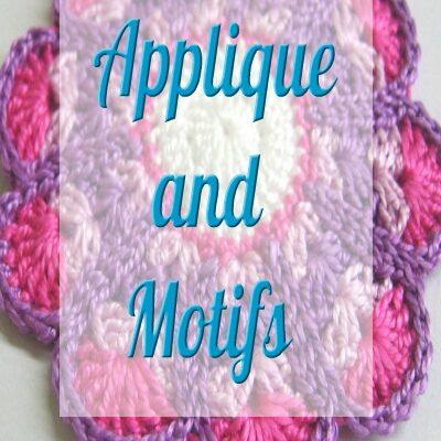 Applique And Motifs