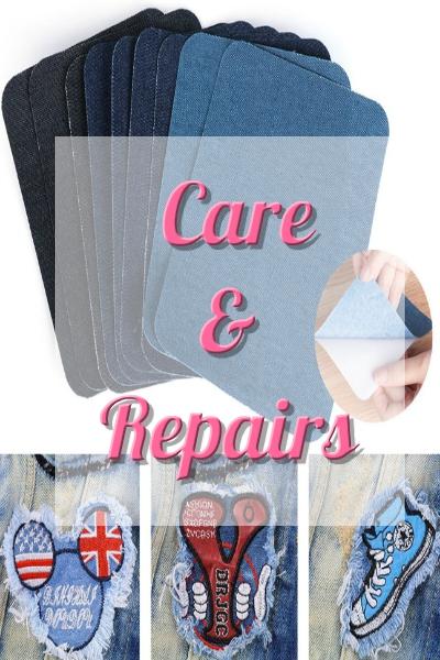 CARE & REPAIRS