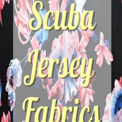 Scuba Jersey Fabric