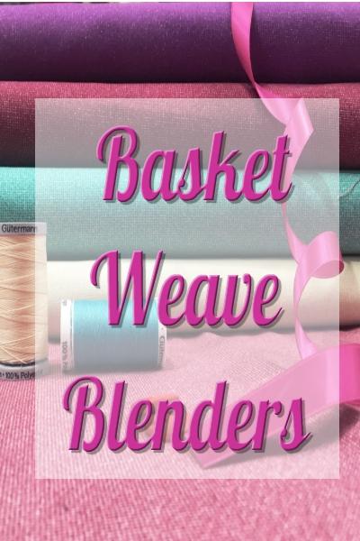 Basket Weave Blenders