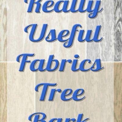 Really Useful Fabrics Tree Bark