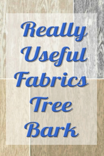 Really Useful Fabrics Tree Bark