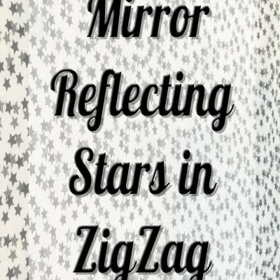 Mirror Reflecting Stars in Zigzag