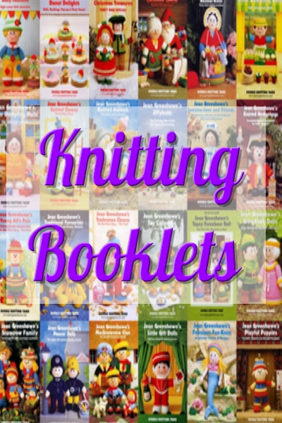 KNITTING BOOKLETS
