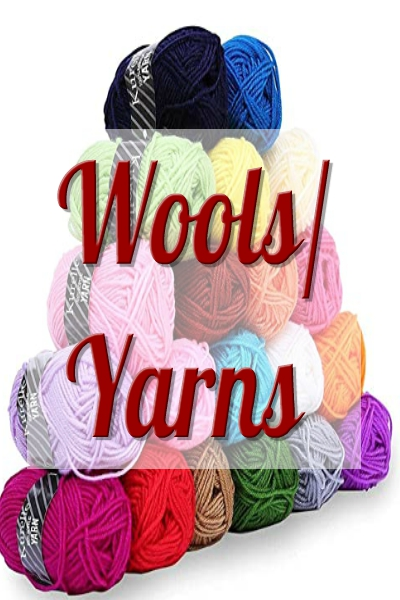 WOOLS / YARNS