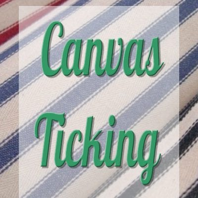 CANVAS TICKING