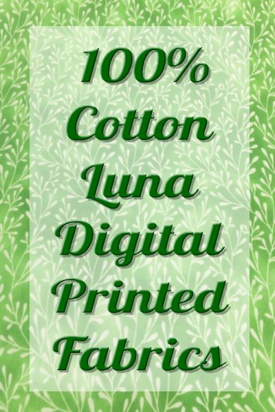 LUNA DIGITAL PRINT 100% COTTON FABRIC