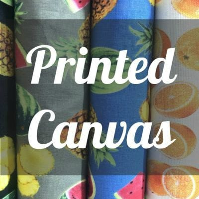 PRINTED CANVAS