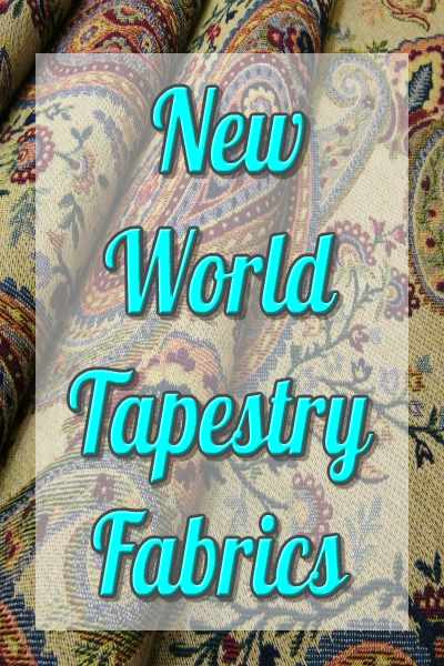 New World Tapestry Fabric