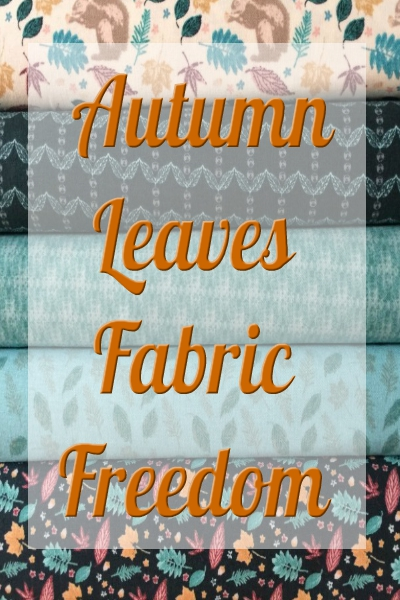 Autumn Leaves Collection Fabrics
