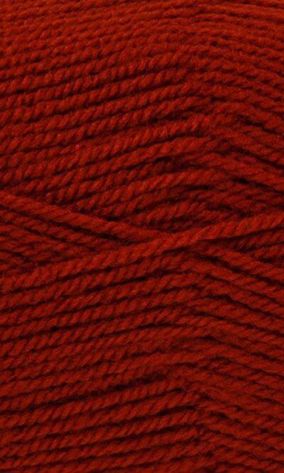 Brick 100% Acrylic Wool/Yarn Pricewise Double Knitting King Cole - Code (0361740) 100g