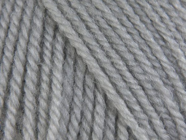 Pewter 100% Acrylic Wool/Yarn Pricewise Double Knitting King Cole - Code (036309) 100g