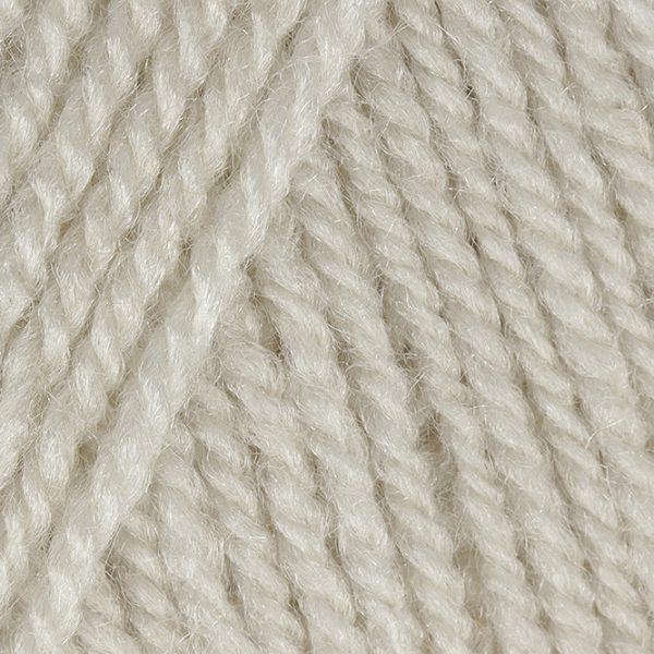 Oyster 100% Acrylic Wool/Yarn Pricewise Double Knitting King Cole - Code (036145) 100g