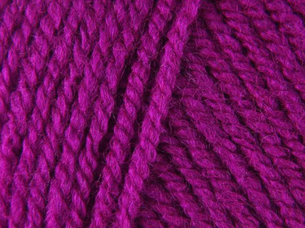 Cerise 100% Acrylic Wool/Yarn Pricewise Double Knitting King Cole - Code (036268) 100g