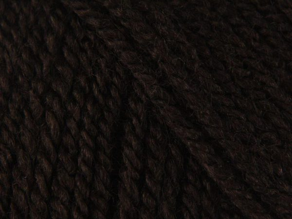 Chocolate 100% Acrylic Wool/Yarn Pricewise Double Knitting King Cole - Code (036273) 100g