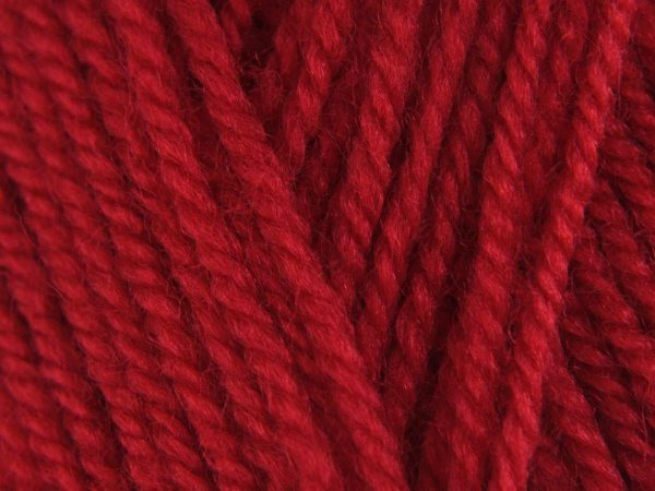 Cranberry 100% Acrylic Wool/Yarn Pricewise Double Knitting King Cole - Code (036308) 100g