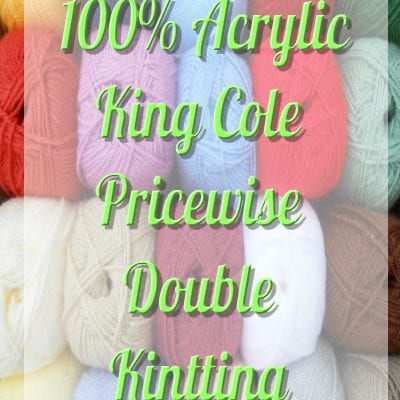 King Cole Pricewise Double Knitting 100 grams